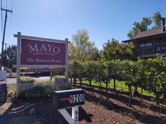 Mayo Family Reserve Room