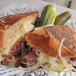 Legendary sandwiches at Zingerman's Deli