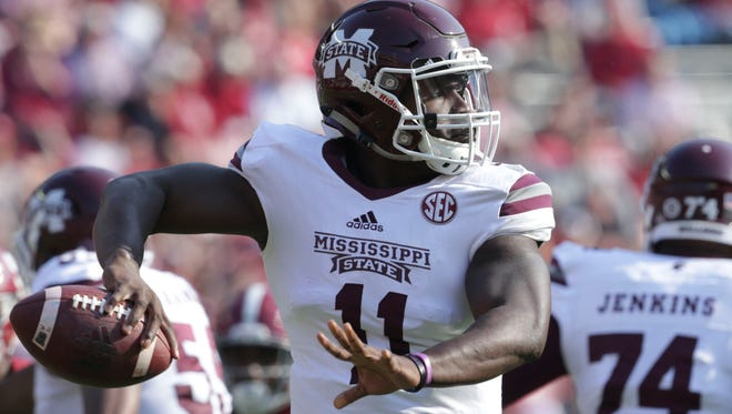 Mississippi State quarterback Damian Williams announced on Instagram the Egg Bowl was his final regular season game at the school.