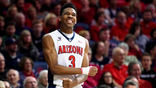 Justin Simon is leaving Arizona.
