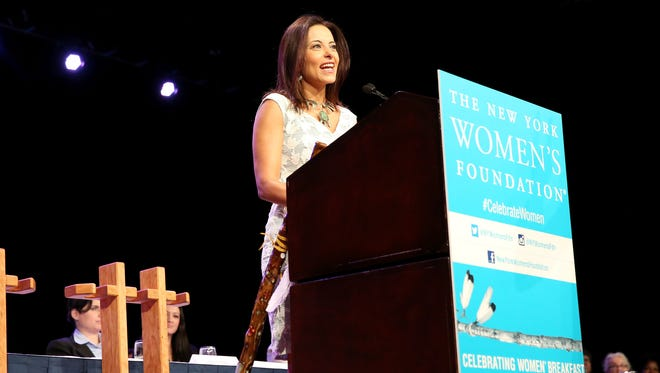 Dina Powell is slated to become senior counselor for economic initiatives for  the Trump White House.
