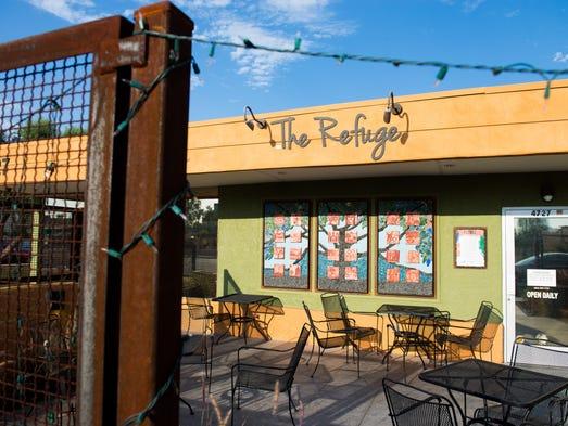 The Refuge cafe in Phoenix, AZ, on Friday, June 26,