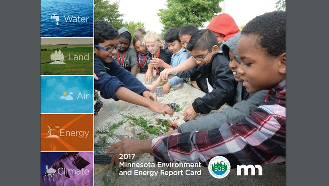 The Minnesota Environment and Energy Report Card.