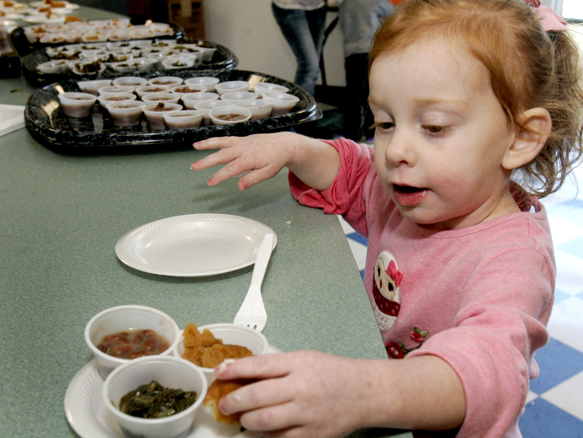 Children and adults can enjoy offerings at the annual