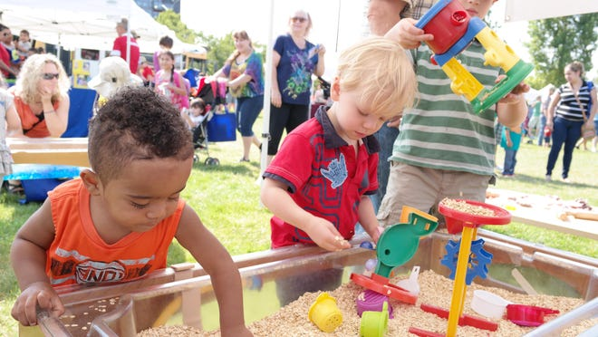 From craft projects to obstacle courses, Riverfront Family Fest is a day of education hidden in fun.