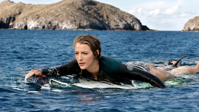 """Nancy (Blake Lively) in """"The Shallows."""""""