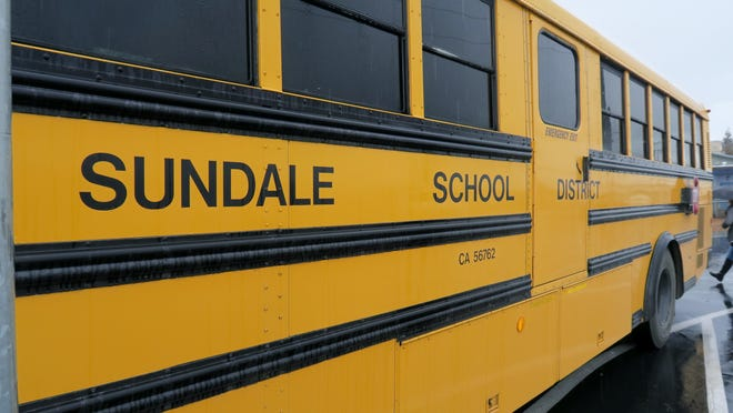 Sundale Union Elementary School District was awarded $20,000 to replace a bus in the district's fleet.