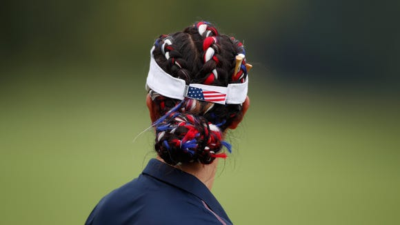 USP LPGA: THE SOLHEIM CUP S GLF USA IA