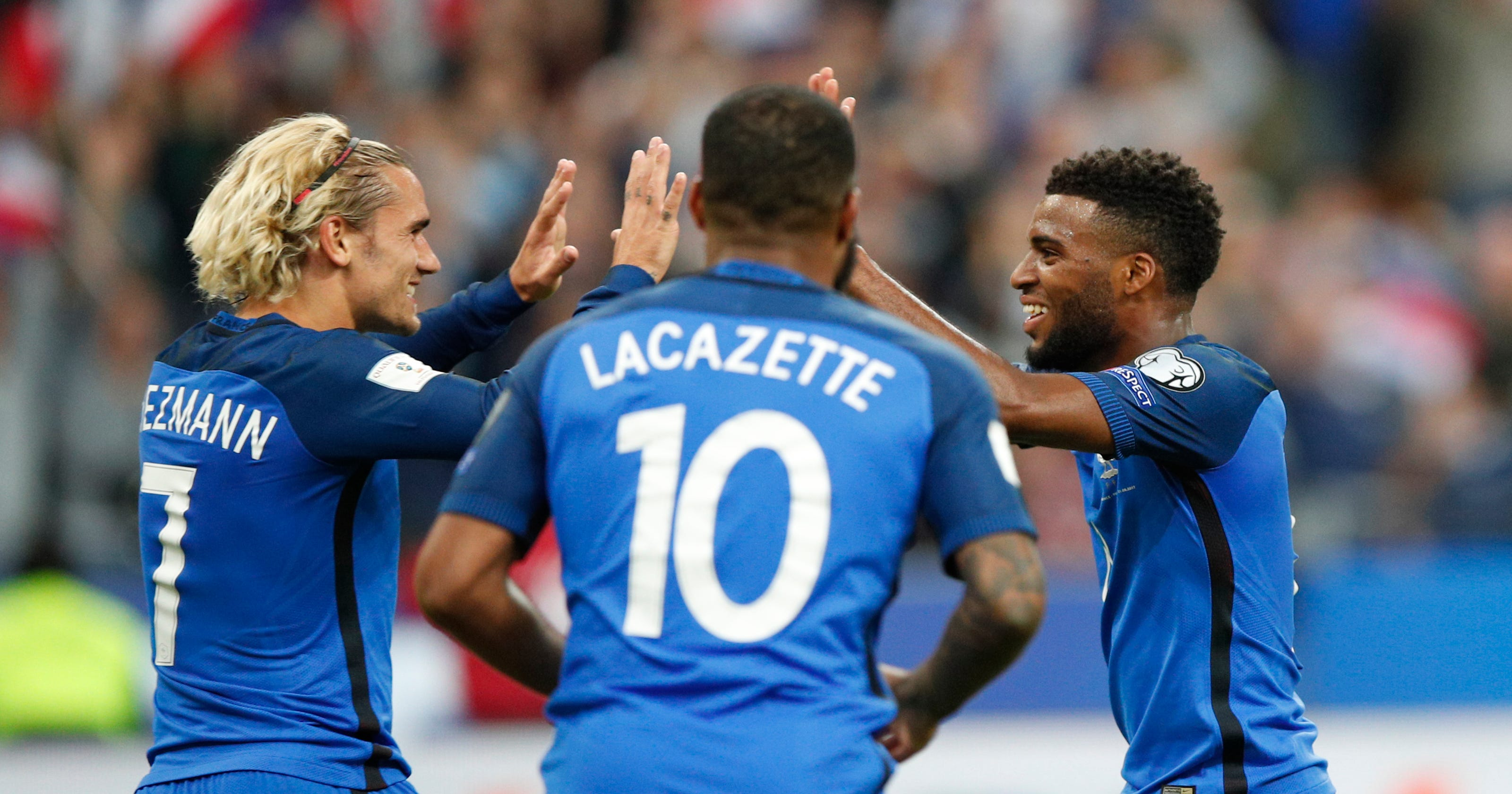 French clubs flex new financial might with record spending