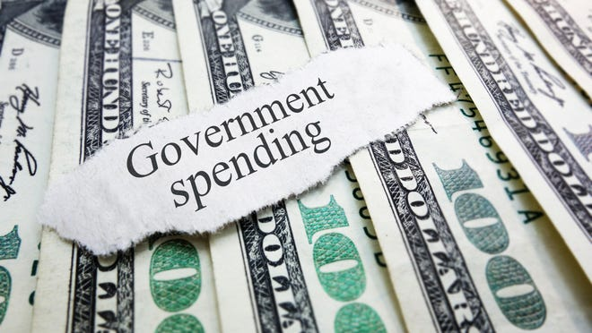 We've used government carelessly, and someday, the carelessness may bite us. We may face steep spending cuts and tax increases to curb runaway debt.