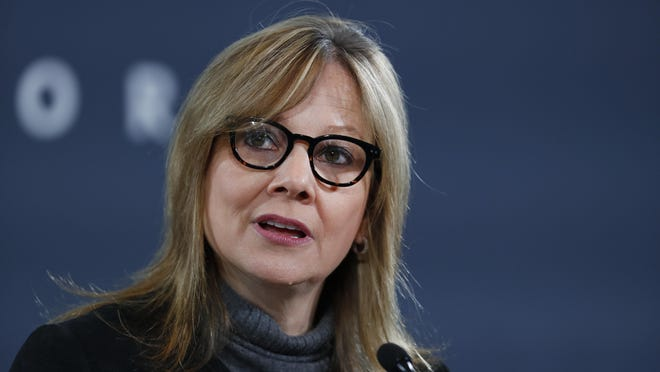 General Motors Co. CEO Mary Barra is using good economic times to continue driving a transformation of the automaker that promises to be disruptive.