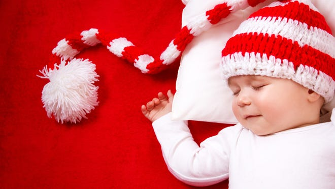 December babies are rare, particularly if they were born Dec. 24th or Dec. 25th, which are the rarest of all birthdays.