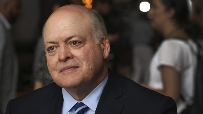 """Ford Motor Co. CEO Jim Hackett is pushing a company-wide restructuring seeking input from lower-level managers and employees who actually do the work. His goal: to improve the """"design"""" of the business, to reduce costs and to boost profit margins."""