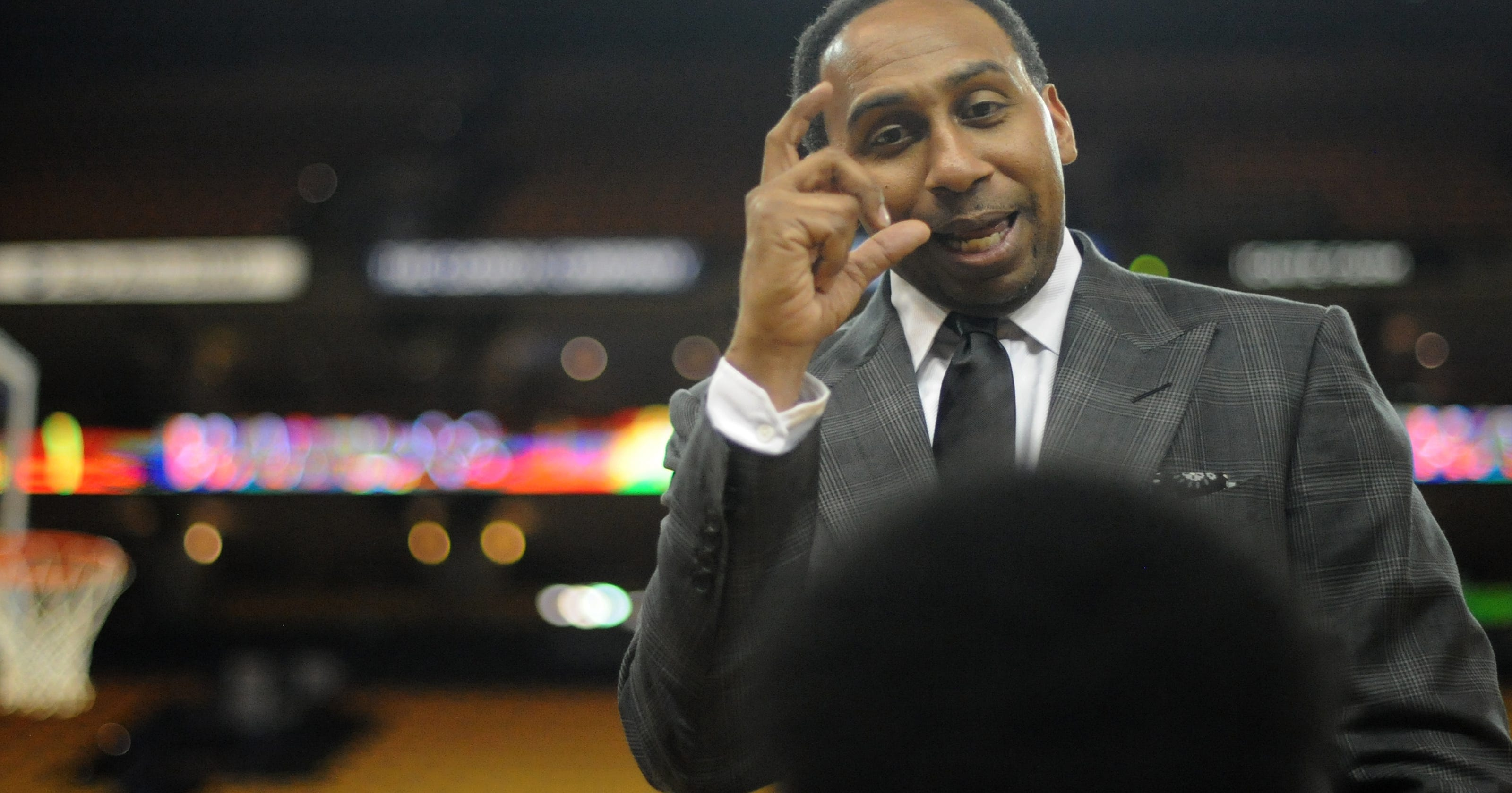 Stephen A  Smith unapologetic about his popularity, salary