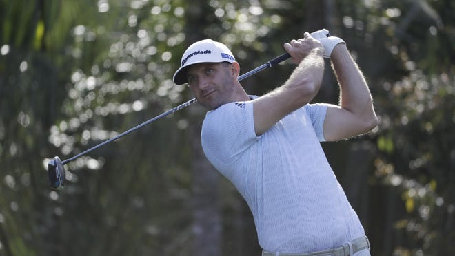 Dustin Johnson will help raise money for COVID-19 relief in a skins game on May 17 at Seminole Golf Club in South Florida.
