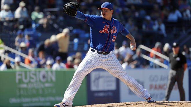 Justin Wilson has thrown three curveballs since September 2016 but Mets' brass believe the added pitch can make the veteran lefty more effective.