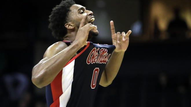 Deltona native Blake Hinson started 58 of 60 games the last two seasons for Ole Miss, but he entered the NCAA's transfer portal on Tuesday.