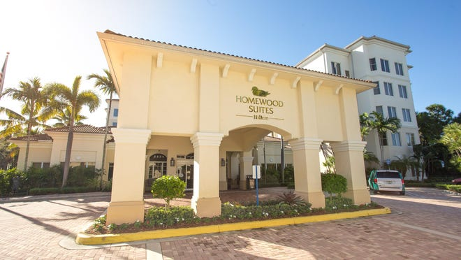 Homewood Suites by Hilton Palm Beach Gardens will host its seventh annual Super Bowl Party for the Homeless Feb. 2. About a dozen men are expected to watch the game, eat barbecue and pick out clothing donated by the hotel's community partners.