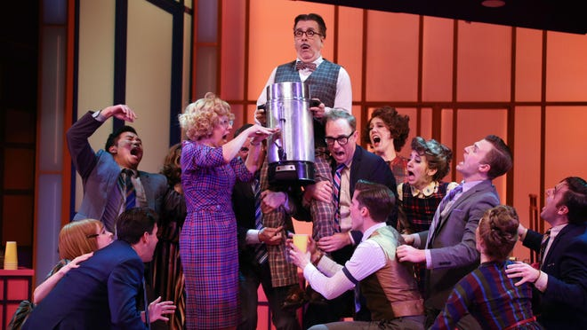 """Ticket holders of the Maltz Jupiter Theatre's canceled show, """"How To Succeed In Business Without Really Trying"""" can watch the show online through Sunday."""