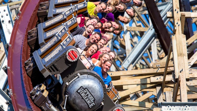 The Steel Vengeance roller coaster at Cedar Point will once again thrill guests starting July 9.