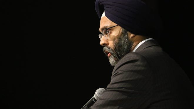 New Jersey Attorney General Gurbir Singh Grewal