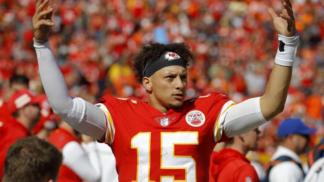 Kansas City Chiefs quarterback Patrick Mahomes says his goal was to educate himself before trying to educate anybody else about issues related to racial injustice. Now he wants to turn his words into actions.