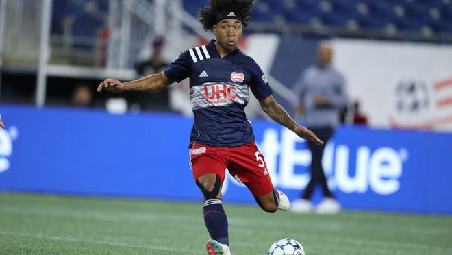 Providence native Isaac Angking is making his way up the professional soccer ladder, currently playing for the New England Revolution II.