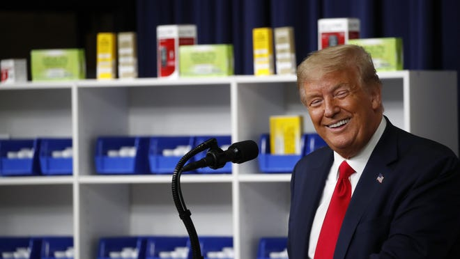 President Donald Trump said the U.S. is setting record job numbers. Is that true? PolitiFact explores.