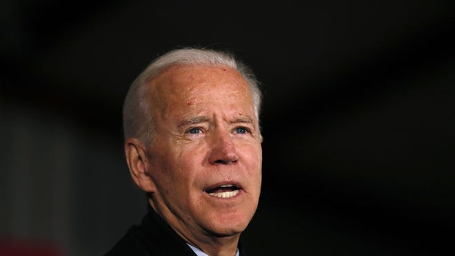 "Democratic presidential candidate Joe Biden said that President Donald Trump ""proposes cutting a half a billion dollars of local police support."" PolitiFact checked the facts."