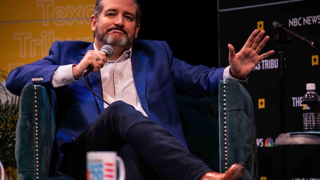 U.S. Sen. Ted Cruz, R-Texas, might not run for reelection in 2024 because he has endorsed term limits. A future in the executive or judicial branch of government could be more appealing.