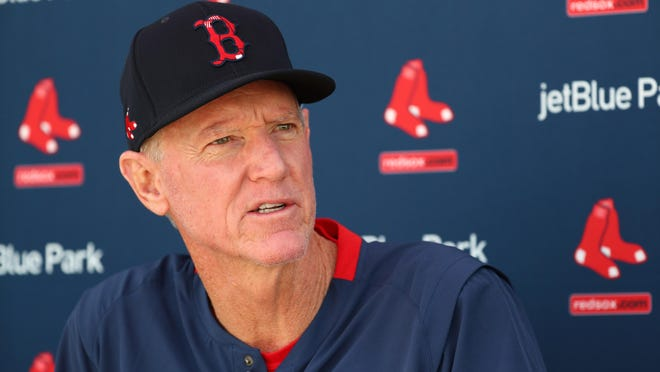 Red Sox manager Ron Roenicke expects to meet with Boston chief baseball officer Chaim Bloom in the coming days to determine his future with the ball club.