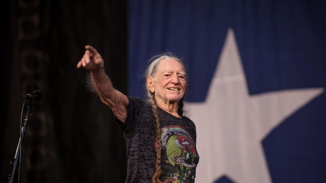 """Willie Nelson will release a new album, """"That's Life,"""" in February."""