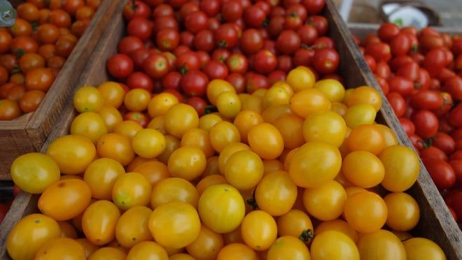 The Hendersonville Farmers Market celebrates Tomato Day on Aug. 22.