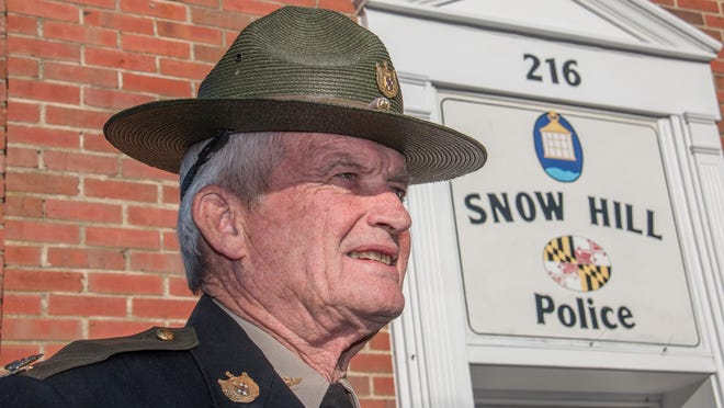 Kirk Daugherty, former Snow Hill police chief, died Tuesday, Dec. 26.