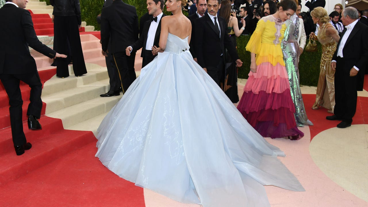 Met Gala 2016: Fashion in an age of technology