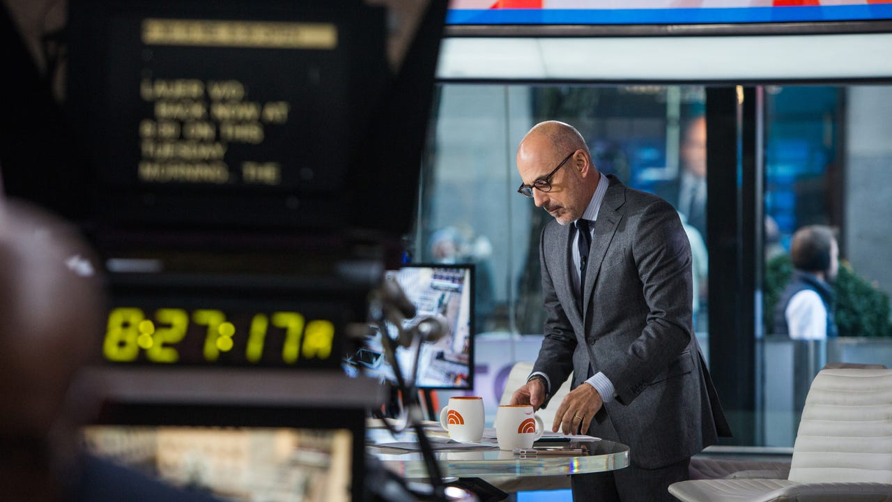 7 things to know: Matt Lauer
