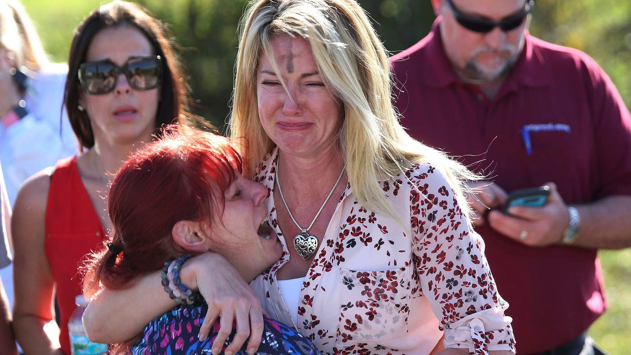 Parkland school shooting 911 and radio calls released