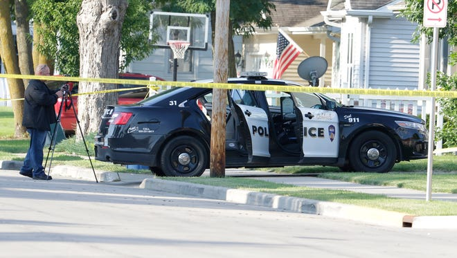 An Oshkosh police officer shot someone early Monday, July 31, 2017, during an investigation on the city's south side, authorities confirmed.