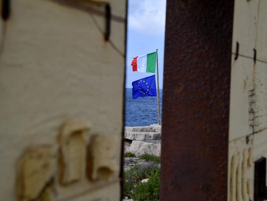 EPA ITALY ERMES MEETING CLJ TREATIES & ORGANISATIONS POLICE ITA SI