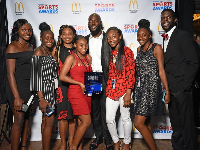 The Shreveport Times Sports Awards held Thursday at