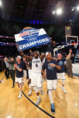Here are the No. 1 seeds in the NCAA tournament bracket