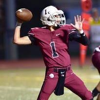Former ball boy, QB lives for Friday nights