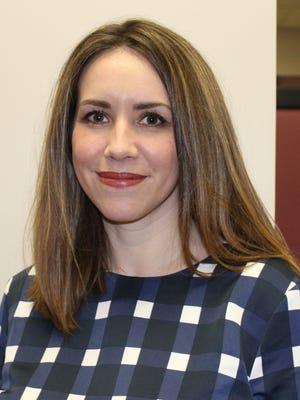 Assistant Professor Rachel Vickers Smith, U of L School of Nursing