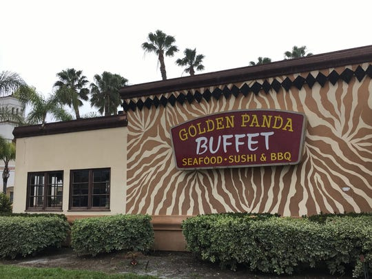Golden Panda Buffet, an all-you-can-eat restaurant, opened this month at the former Elephant Bar in Simi Valley.