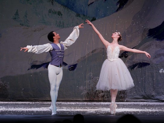"Rafael Grigorian Ballet Theatre's ""The Nutcracker"""