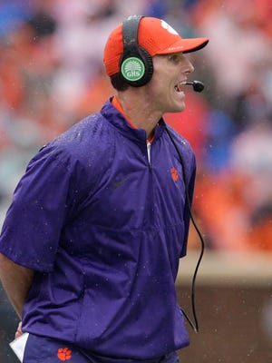 Clemson defensive coordinator Brent Venables is one of the most respected assistant coaches in the country.