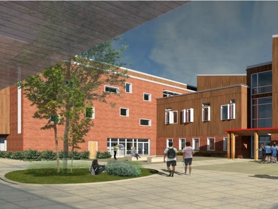 NAC Architecture designed this rendering of the new