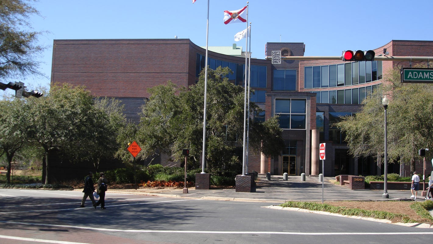 City Of Tallahassee Utility 4 Fired 3 Departments Eliminated In City Hall Shake Up