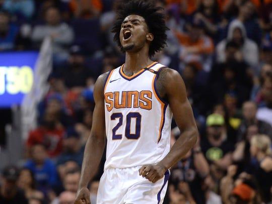 Josh Jackson, Phoenix Suns — 21