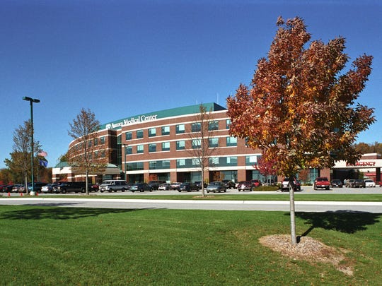 Aurora Medical Center in Two Rivers.